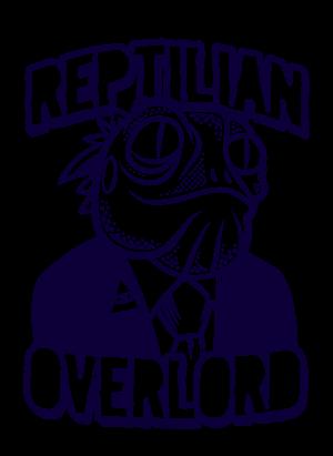Reptilian-Overlord
